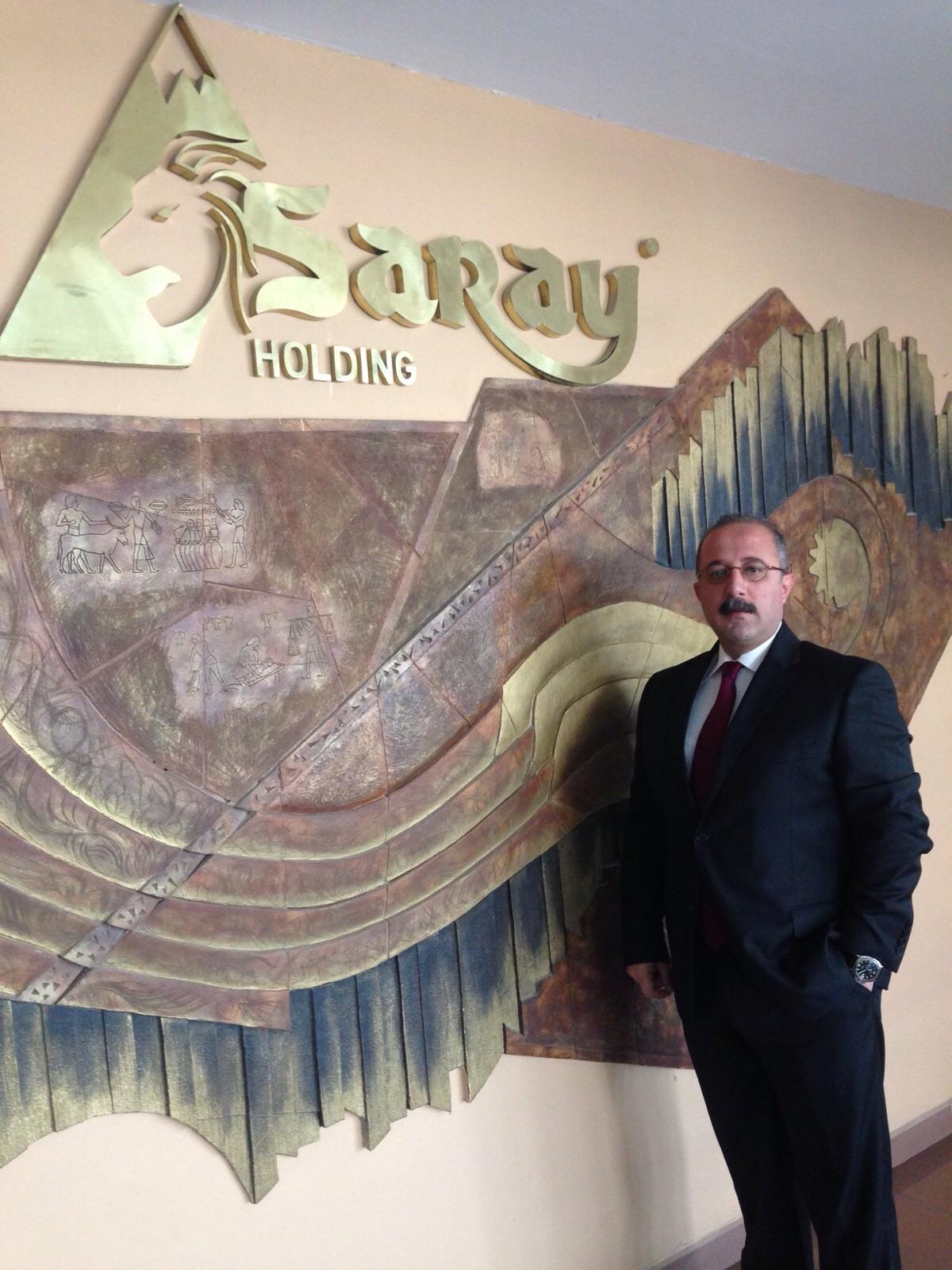 Saray Holding'ten Cezayir ve Türkmenistan'a Fabrika İhracatı